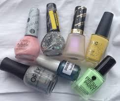 matte nails polish me snazzy