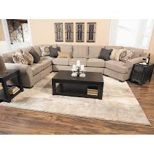 Ashley Furniture Sectionals Pantomine 4pc With Laf Cuddler Sectional By Ashley Furniture Is
