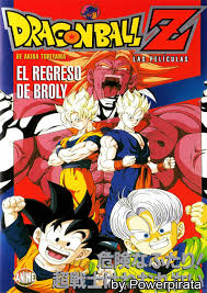 ver dragon ball z el regreso de broly
