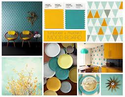 Yellow Interior by Mustard Turquoise Interior Cerca Con Google Colori Pinterest