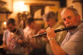Singles Tours of Ireland   Solo Travel     Traditional Music Session in an Irish Pub