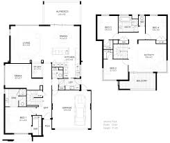 100 4 bedroom house blueprints house plans two story 4
