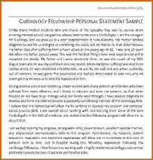 The Internal Medicine Residency Personal Statement Sample