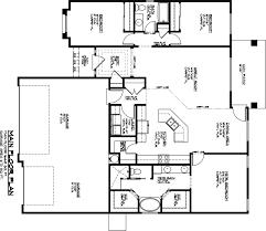 3 Car Garage 3 Car Garage Home Floor Plans Home Plans