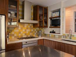 Oak Kitchen Cabinets Refinishing Refinishing Kitchen Cabinet Ideas Pictures U0026 Tips From Hgtv Hgtv