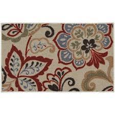 Mohawk Memory Foam Rug Pad Home Jali Floral Rug