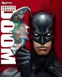 Liga de la Justicia: Perdición (2012) [Latino]
