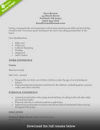 qualifications for a resume examples how to write a perfect home health aide resume examples included home health aide resume entry level