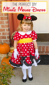 pattern witch costume the perfect diy minnie mouse costume unoriginal mom