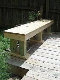 Basic Wood Bench Plans by Best 25 Patio Bench Ideas On Pinterest Fire Pit Gazebo Pallet