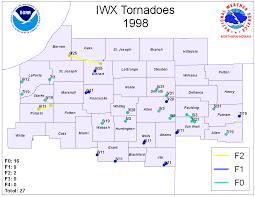 Miami Zip Codes Map by Tornado Information Page