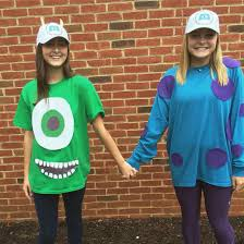 Halloween Costume Monsters Inc Monsters Inc Character Day Homecoming Spirit Week 15 U0027 16