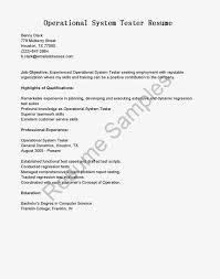 Good Customer Service Skills Resume Sample Etl Testing Resume Resume For Your Job Application