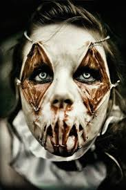 Skeleton Makeup For Halloween by 20 Of The Creepiest Halloween Makeup Ideas
