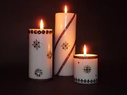 3 decorative pillar candles design ideas home decorating ideas