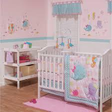 Baby Home Decor Nursery Cute And Smooth Ladybug Crib Bedding For Sweet Nursery