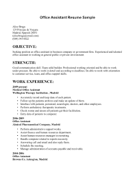 resume objective customer service examples resume objective for office administrator free resume example 16 office manager resume objective job and resume template regarding office manager resume objective examples