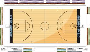 Disney Magic Floor Plan Courtside U0026 Ultimate Seating Amway Center
