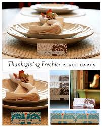 why was thanksgiving created 23 sets of free printable thanksgiving place cards