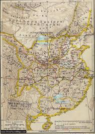 Map Of China Provinces Historical Maps Of China