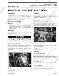 bombardier sea doo watercraft repair manual service manual shop