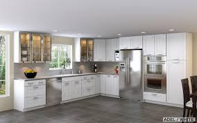 free ikea kitchen designer 3d with white kitchen island and grey