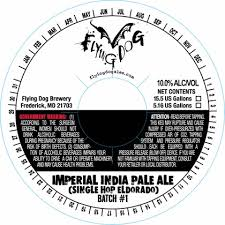 Beer labels: Metro, Flying Dog, Hop Valley, Heater Allen | BeerPulse