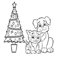 cats and dogs coloring pages intended to inspire in coloring page