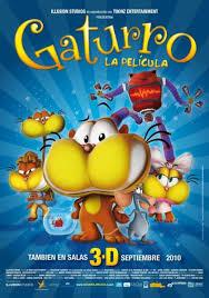 Gaturro, La Pelicula (Gaturro 3D)