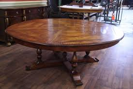 Large Dining Room Tables by Round Table Seats 6 Find The Right Tablecloth And Overlay For