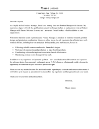 Example Of A Cover Letter Marketing Heres An Example Of A Great Cover Letter  Ask A Sample Customer Service Resume