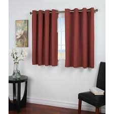 Blackout Curtain Panels Blackout Ultimate Blackout 56 In W X 54 In L Curtain Panel In