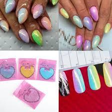 wholesale pigment effect diy fashion mixed color 10ml glitter