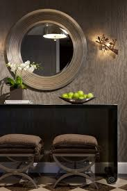 Tiny Powder Room Ideas Modern Cherry Wood Accent Wall Small Powder Room Designs Bowl