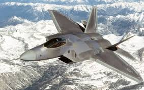 F - 22 fighter