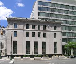 Federal Reserve Bank of Chicago Detroit Branch Building