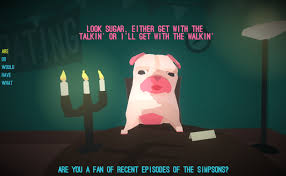 You Can Now Speed Date A Sarcastic Pug And It Is Glorious BuzzFeed The game  which took Batchelor around two months to make  allows you construct some very specific questions