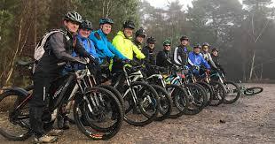 E Bikeshop Owners Club Ride  Swinley Forest December      E Bikeshop co uk