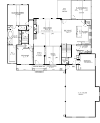 House Plans With 3 Car Garage by Craftsman Style House Plan 3 Beds 2 50 Baths 2297 Sq Ft Plan 437 61