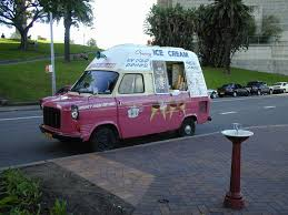Vintage Ford Ice Cream Truck - file ice cream truck sydney australia jpg wikimedia commons
