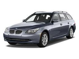 wagon review 2010 bmw 5 series sports wagon
