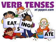 Tenses simple present tense