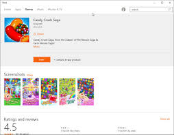 candy crush saga for windows 10 now available for download