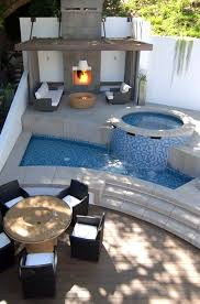 Best Backyard Design Ideas Images On Pinterest Small - Contemporary backyard design ideas