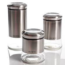 Stainless Steel Canisters Kitchen Kitchen Storage Kitchen Tools Kitchen