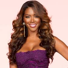 "Kenya Moore in ""The Real"