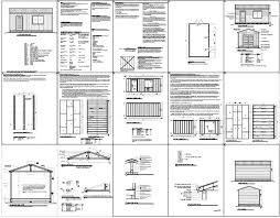 Diy Garden Shed Plans Free by Shed Plans Vip12 X 20 Shed Plans Free Diy Plans U2013 We Make Points