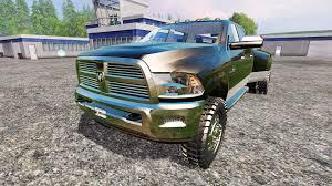 Dodge Ram 93 - dodge ram 3500 v2 0 for farming simulator 2015