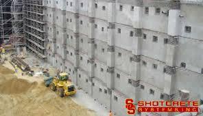basement walls u2013 shotcrete structures inc