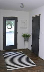 mudroom progress paint makes all the difference little house of